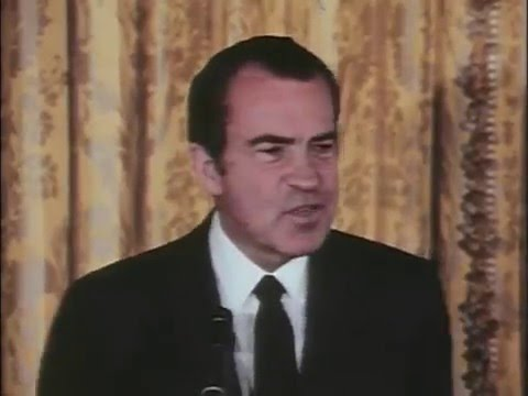 From the Archives: President Nixon Signs the National Cancer Act