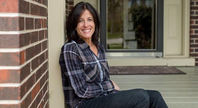 Jill Feldman lung cancer survivor story image