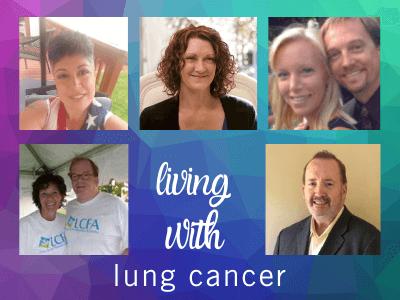 5 lung cancer survivor photos
