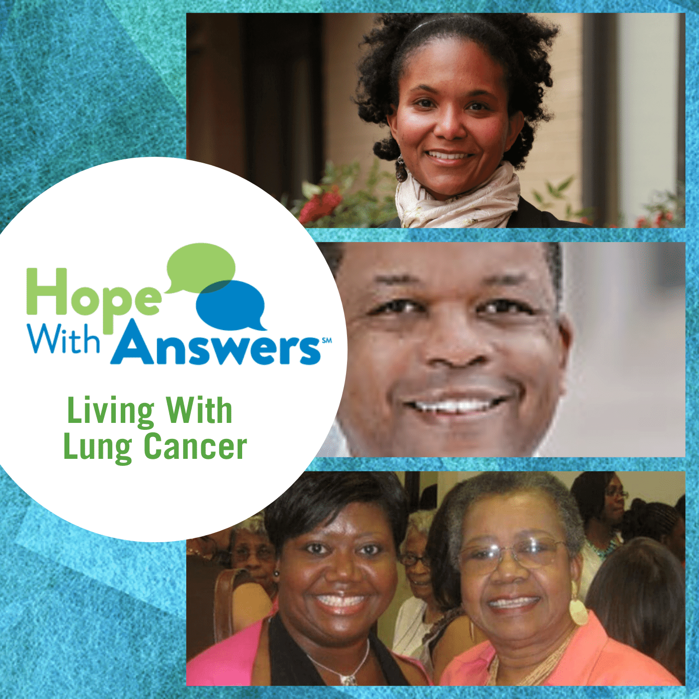 Photos of Hope With Answers Episode 13 guests